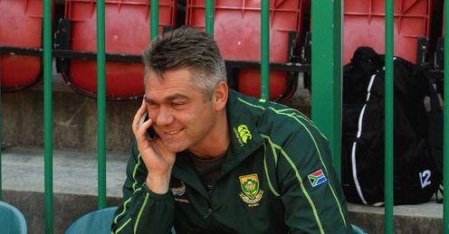 Heyneke Meyer Springboks coach 2012
