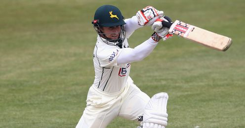 James Taylor: scored his Test best of 34 at Headingley last August