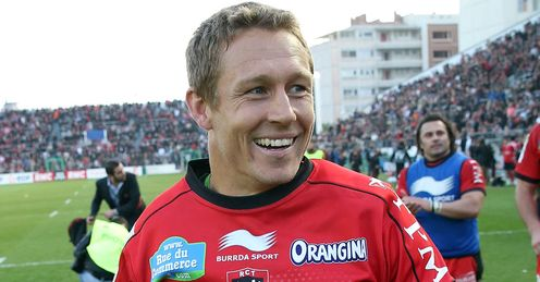 Jonny Wilkinson has not missed a kick at goal during the knockout stages of the Heineken Cup