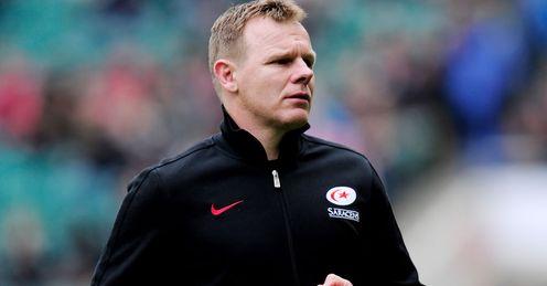 Mark McCall - Saracens Heineken Cup
