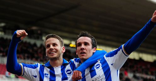 Orlandi & Lopez: Brighton are the form horses