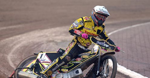 Scott Nicholls: Key to Coventry's hopes against Wolverhampton (PIC CREDIT Jeff Davies)