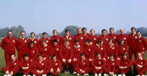 1971 British and Irish Lions squad