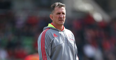 Munster coach Rob Penney 2013