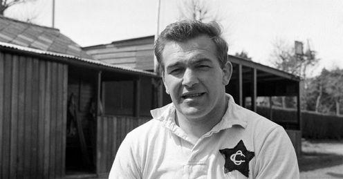 1968 - British Lions tourist Syd Millar