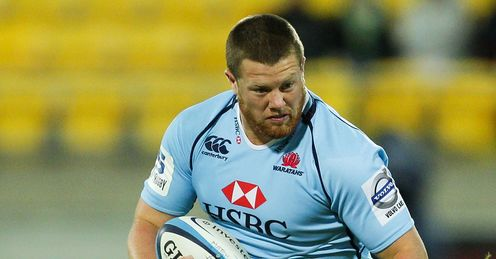Paddy Ryan for the Waratahs