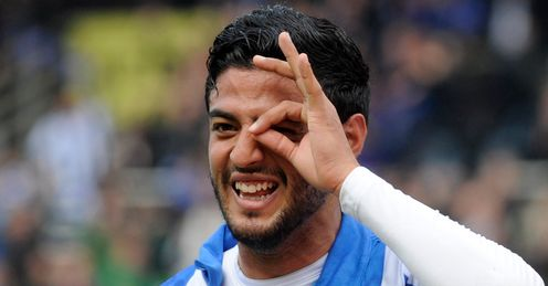 Vela happy in Spain