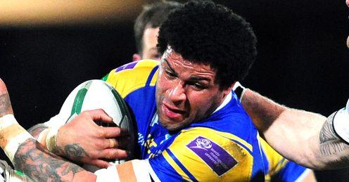 Ryan Bailey - Leeds Rhinos Super League