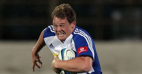 Stormers hooker Deon Fourie in the clear