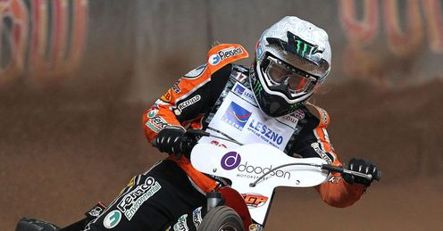 Woffinden is the man to beat, says Kelvin
