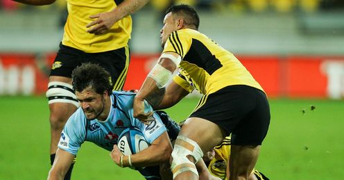 Adam Ashley Cooper NSW Waratahs