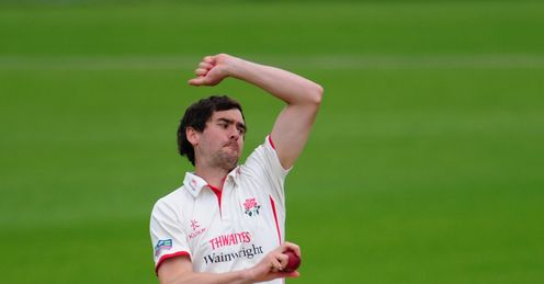 COUNTY LV CRICKET ENGLISH TEAM Kyle Hogg Lancashire