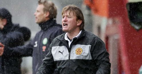 McCall is SPL manager of year