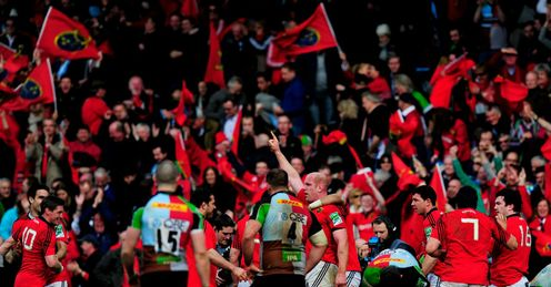 Munster Harlequins Heineken Cup quarter final