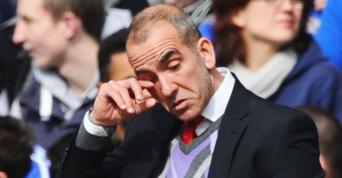 Di Canio: hoping to match John Gregory!