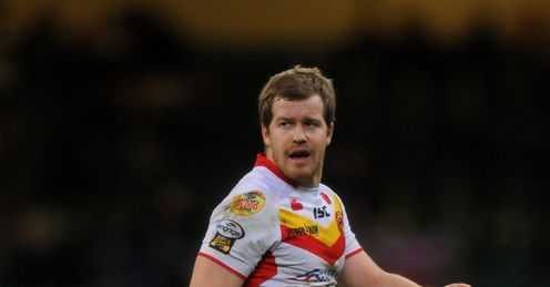 RUGBY LEAGUE MILLENNIUM MAGIC WEEKEND ENGAGE SUPER LEAGUE Catalan Dragons Scott Dureau