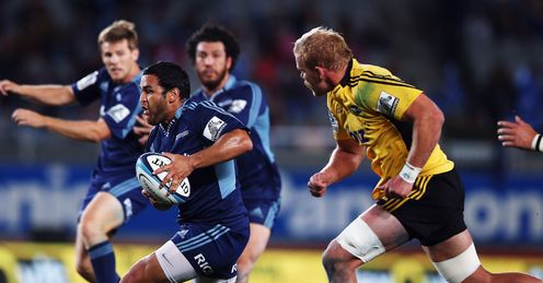 piri weepu blues v hurricanes 2013