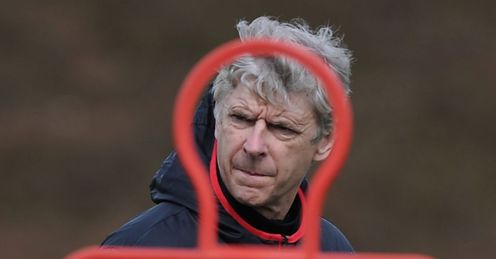 Four thoughts: Arsene Wenger is looking for his team to snare a Champions League berth
