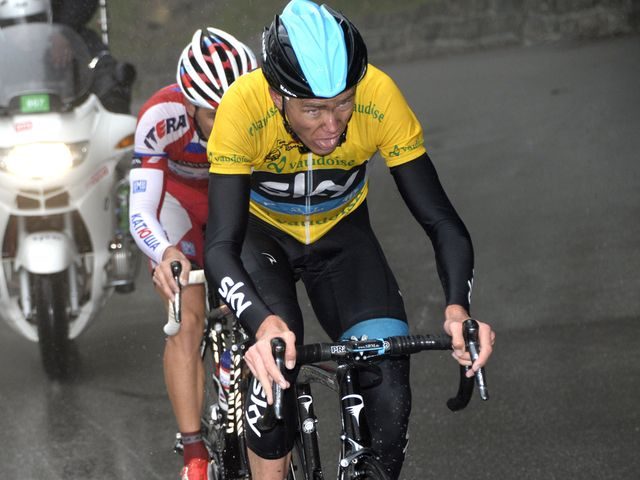 Froome: Gave it everything to extend lead