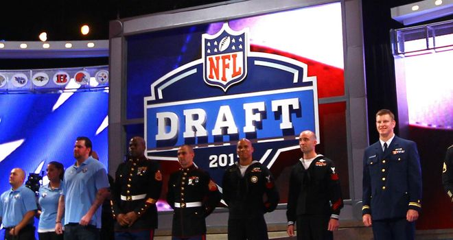 Ahead of the 2013 NFL Draft take a look back at the highlights from last year's first round