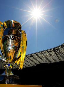 Aviva Premiership trophy