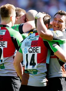 Win tickets to Premiership Semi-Finals with QBE