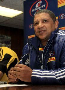 Allister Coetzee Stormers coach SR 2012