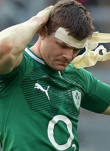 SKY_MOBILE Brian ODriscoll - Ireland Six Nations