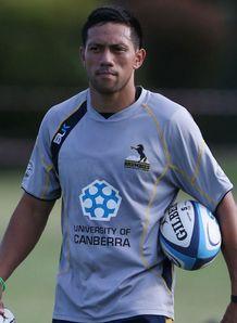 Christian Lealiifano Australia 2013