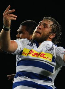 Duane Vermeulen Stormers away kit 2013
