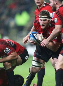 Kieran Read Crusaders v Blues 2013