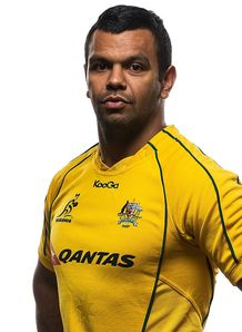 Kurtley Beale Australia 2013
