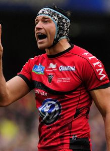 Nic Kennedy Toulon v Clermont