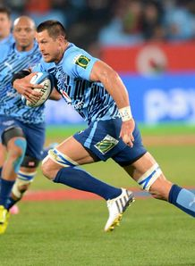 Pierre Spies Bulls v Highlanders 2013