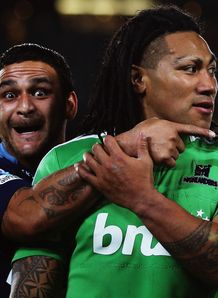 Piri Weepu and Ma a Nonu