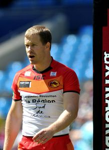 Super League: Scott Dureau thrilled with Dragons comeback