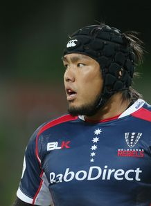 Shota Horie Rebels hooker SR 2013