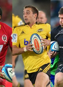 Super Rugby team of the week 13 2013