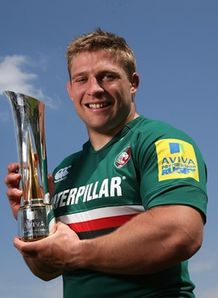 Tom youngs Leicester Tigers