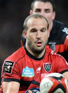 Toulon s scrum half Fred Michalak