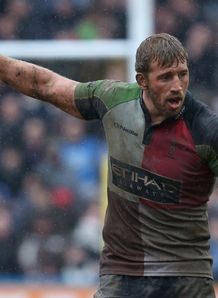 CHRIS Robshaw HARLEQUINS