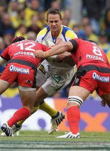 Lee Byrne Clermont Auvergne Toulon