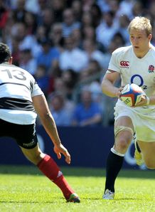 ENGLAND BARBARIANS MATT KVESIC