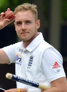 Picture of Stuart Broad