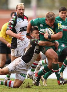 Tom Youngs  Leicester Tigers Danny Care Harlequins