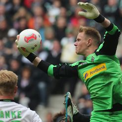 Ter Stegen: Staying put, for now