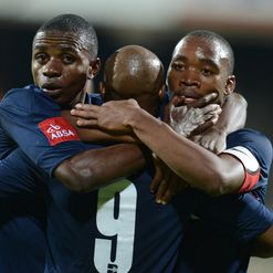 Wits: Hugs all round