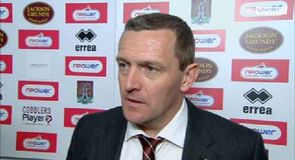 Boothroyd disappointed with single goal