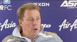 Redknapp - We just weren't good enough