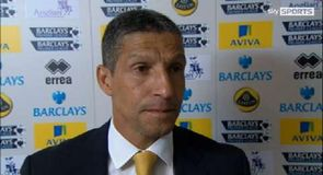 Hughton eyes West Brom game